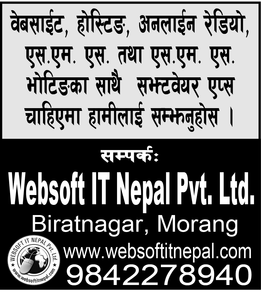 Websoft IT Nepal Pvt. Ltd.